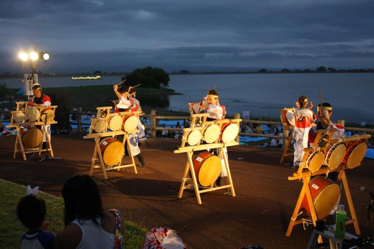 鶴田町を賑わす多数のイベント
