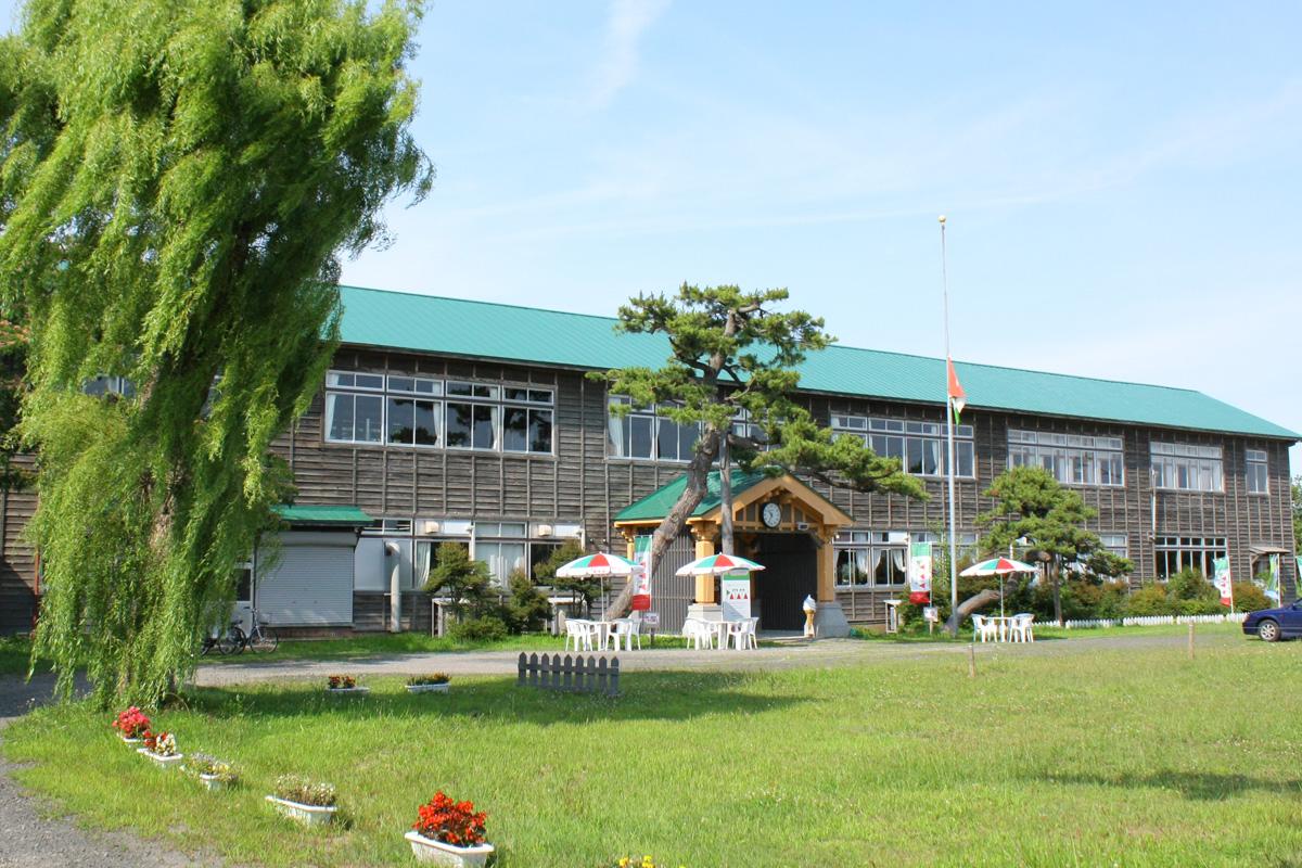 鶴田町の歴史や文化を紹介している展示資料館