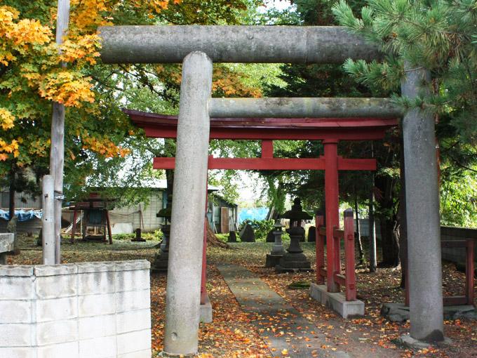 神明神社(大性)