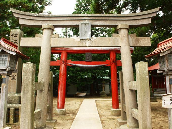 闇龗神社(北田)