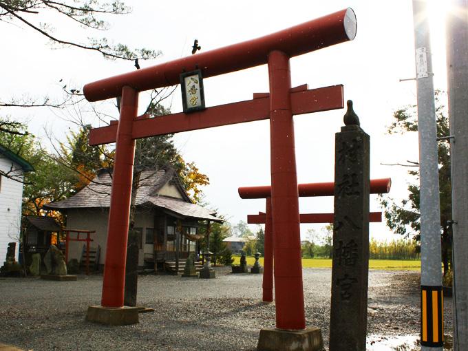 八幡宮(瀬良沢)