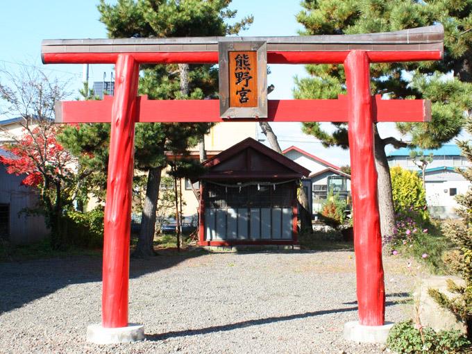 熊野宮(鶴田)