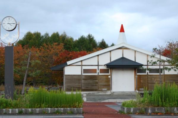 富士見湖パーク近くの「やすらぎの駐車場」