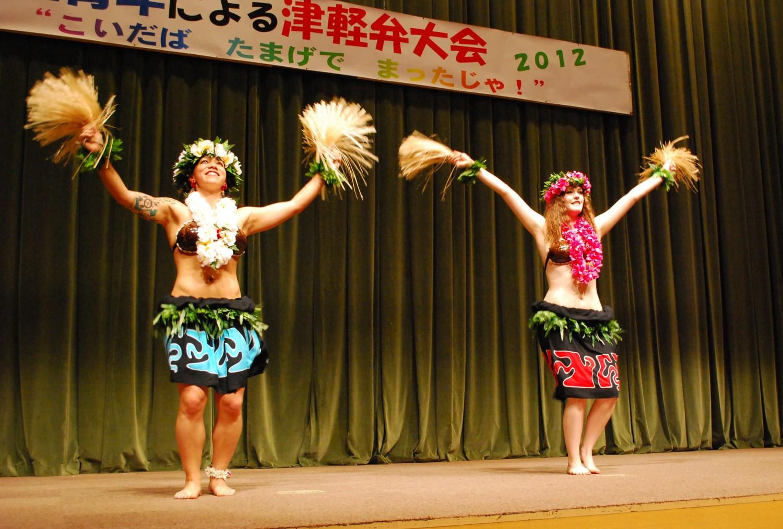 2013年6月15日(土) 第17回外国青年による津軽弁大会