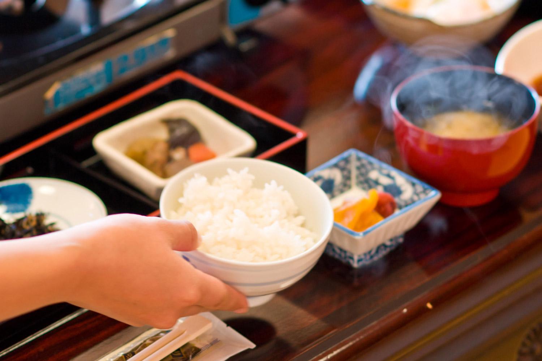 鶴田町食生活改善推進協議会では健康朝食を提供