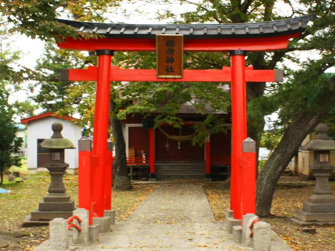 稲荷神社(亀田)