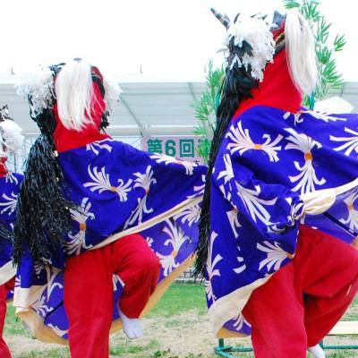 鶴田町の獅子舞