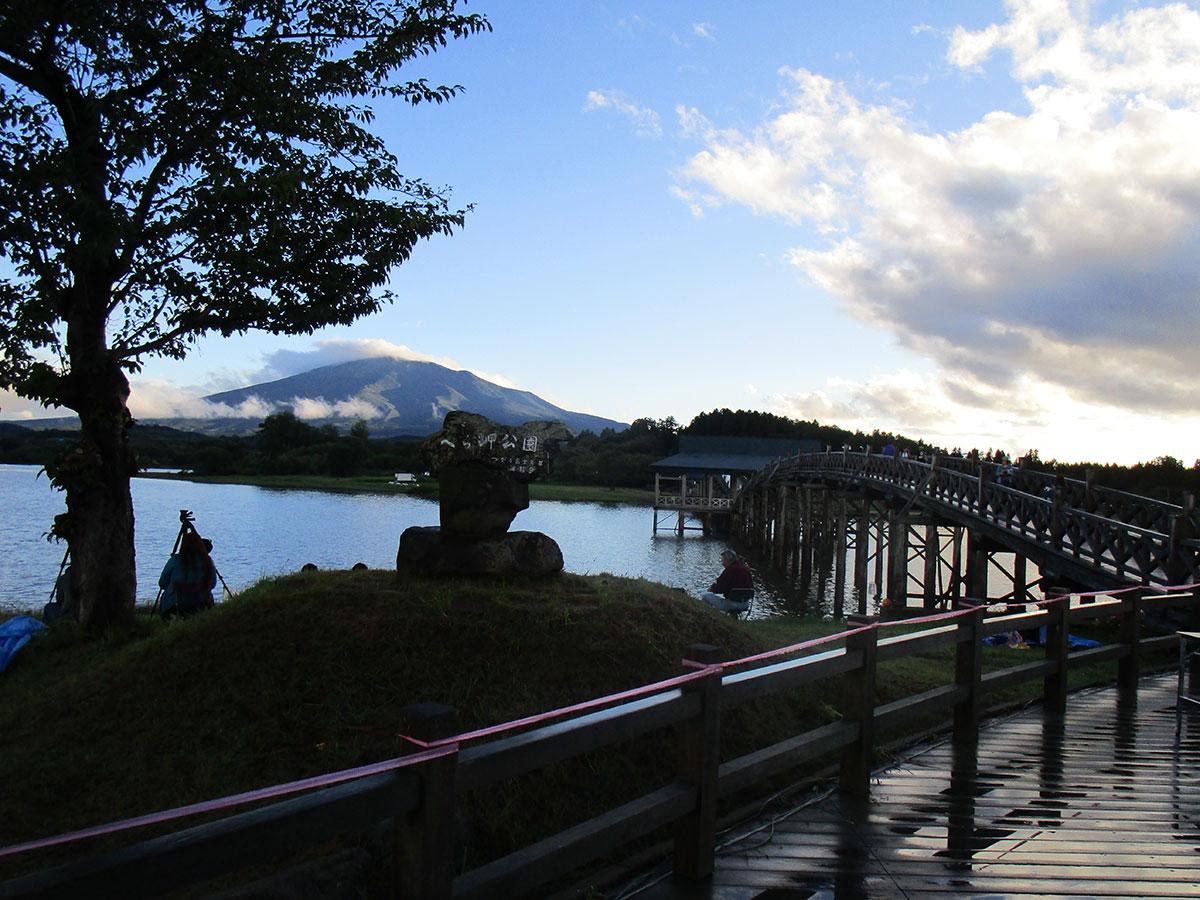 つるたまつり2018 鶴の舞橋